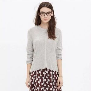 Madewell Sweaters - Madewell Just Right Pullover Sweater/ color BK
